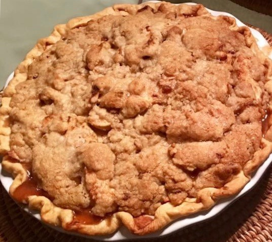 Mary's Apple Pie