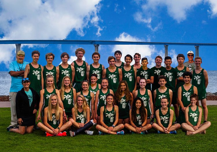 2018 CHS Cross Country team