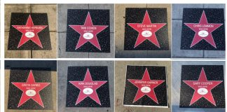CIFF Walk of Fame