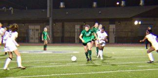Riley McGrath soccer