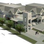 rendering of Logos College Center