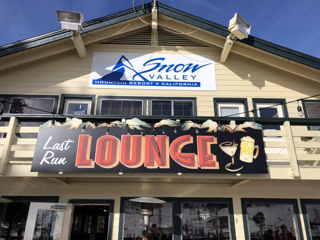 Snow Valley Last Run Lounge
