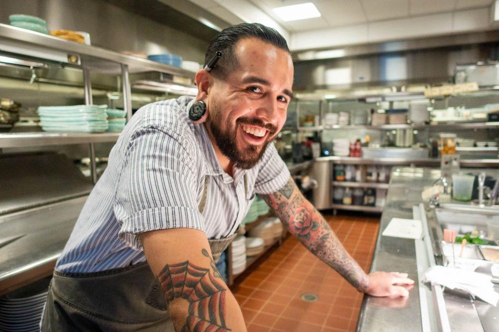 JoJo Ruiz, Executive Chef, Clique Hospitality