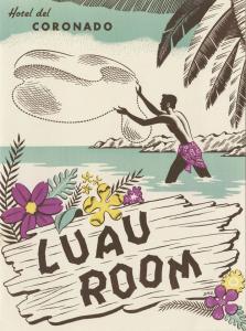 Hotel del Coronado Luau Room