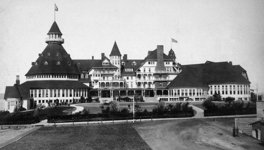 Hotel del Coronado circa 1890