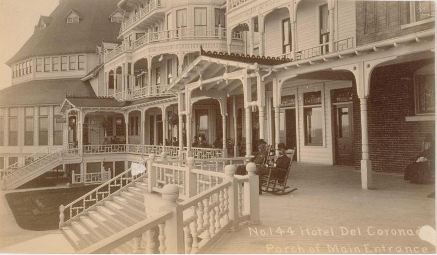 Front Porch. circa 1890