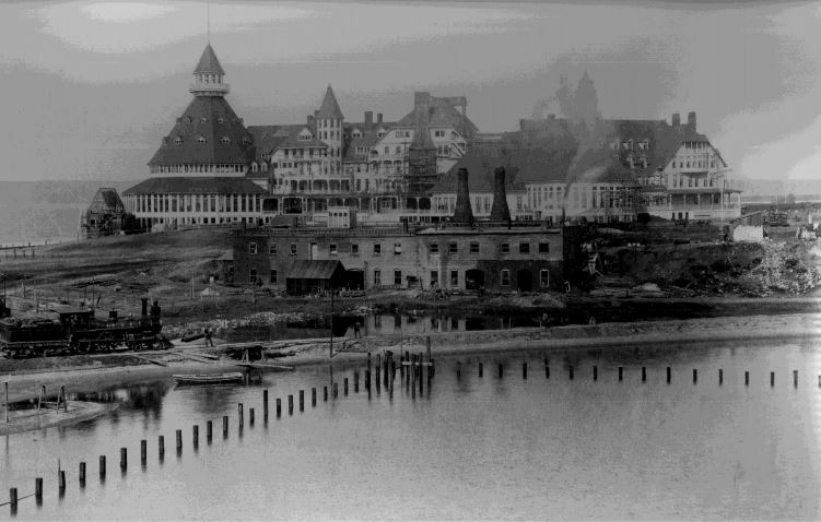Hotel del Coronado circa 1888
