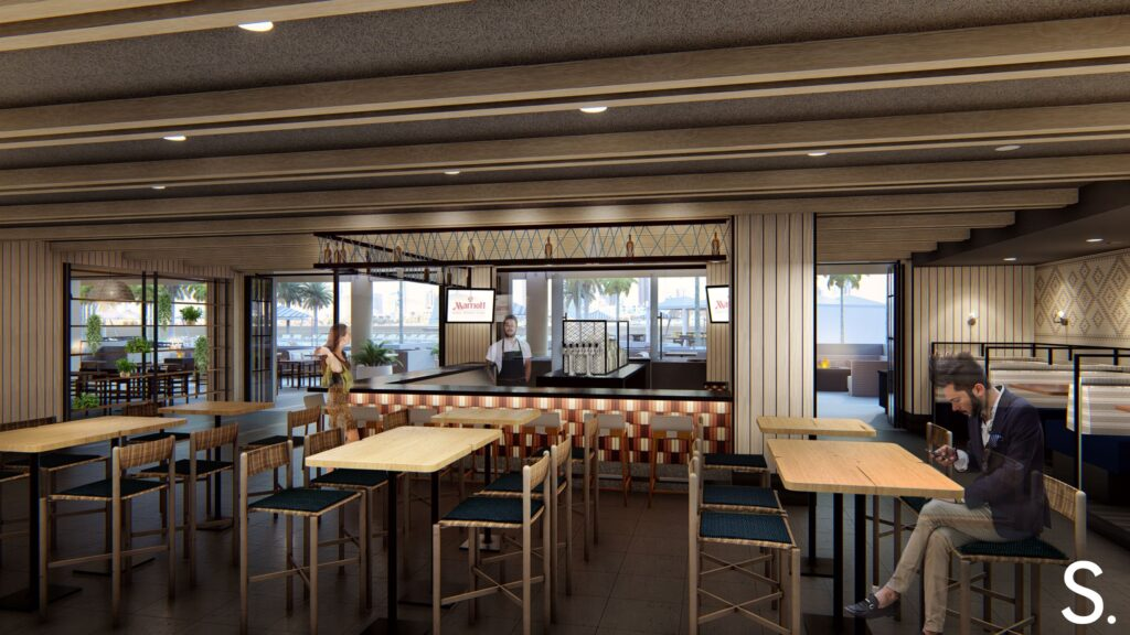 Coronado Island Marriott Resort & Spa new restaurant concept
