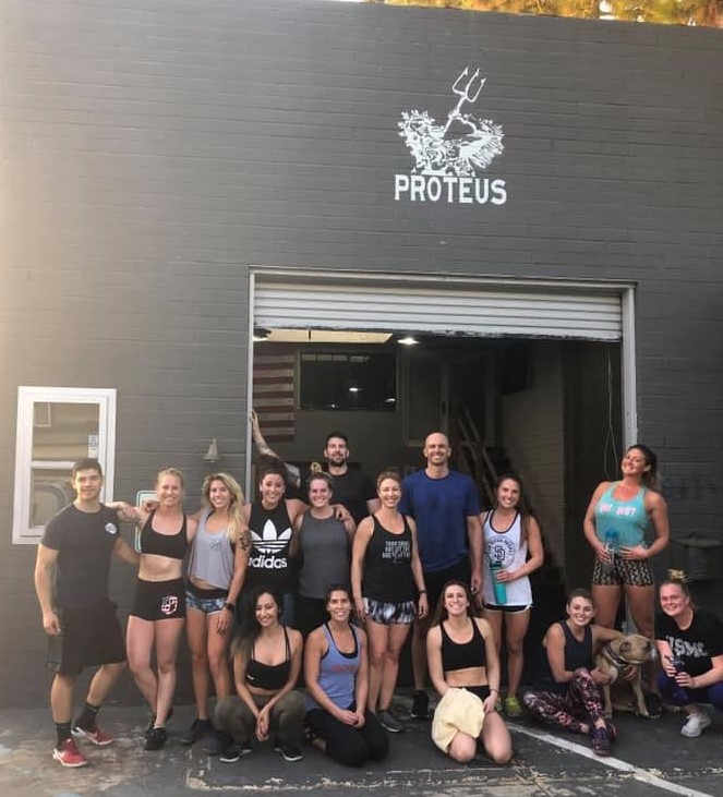 Proteus CrossFit