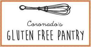 Coronado's Gluten Free Pantry logo