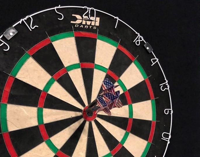 New Coronado Dart League Hits the Mark   Coronado Times