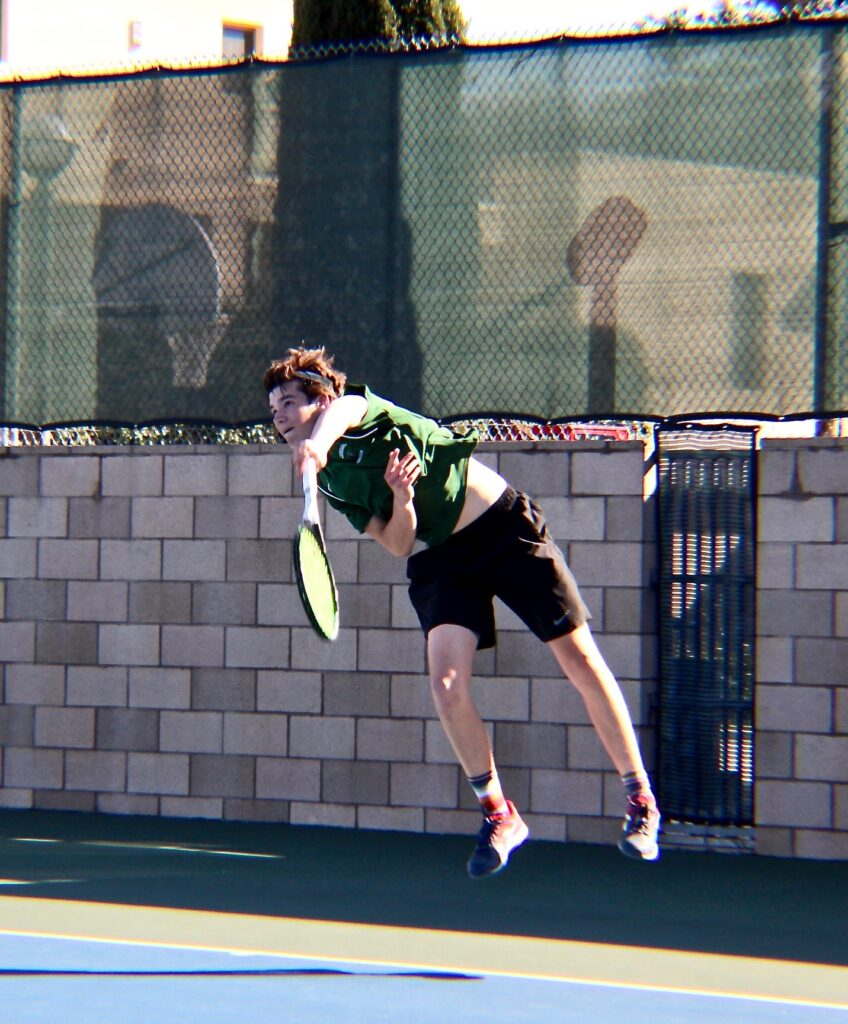 Jorge Yanez tennis