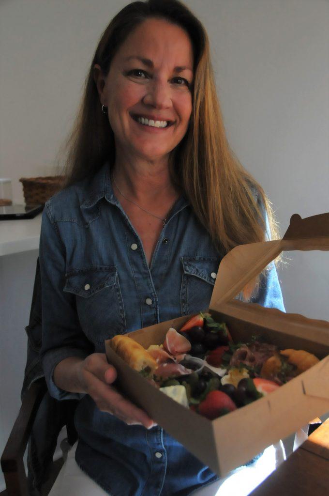 Kathy Nicolls, Scratch Gourmet