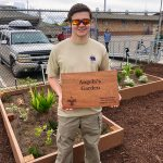 Kort Grossman Eagle Scout project