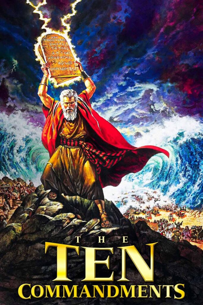 "8a9325cfb Remastered ""Ten Commandments"" Exclusively at Village Theatre, April 17-23"