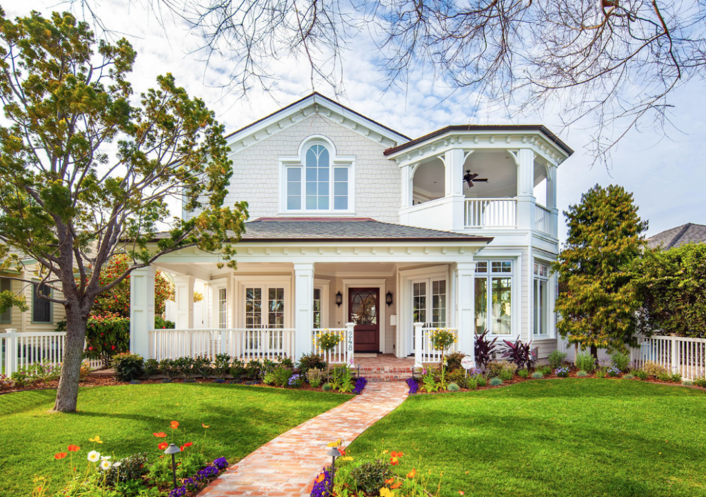 Real Estate: 248 E Avenue East Coast Charm Meets California