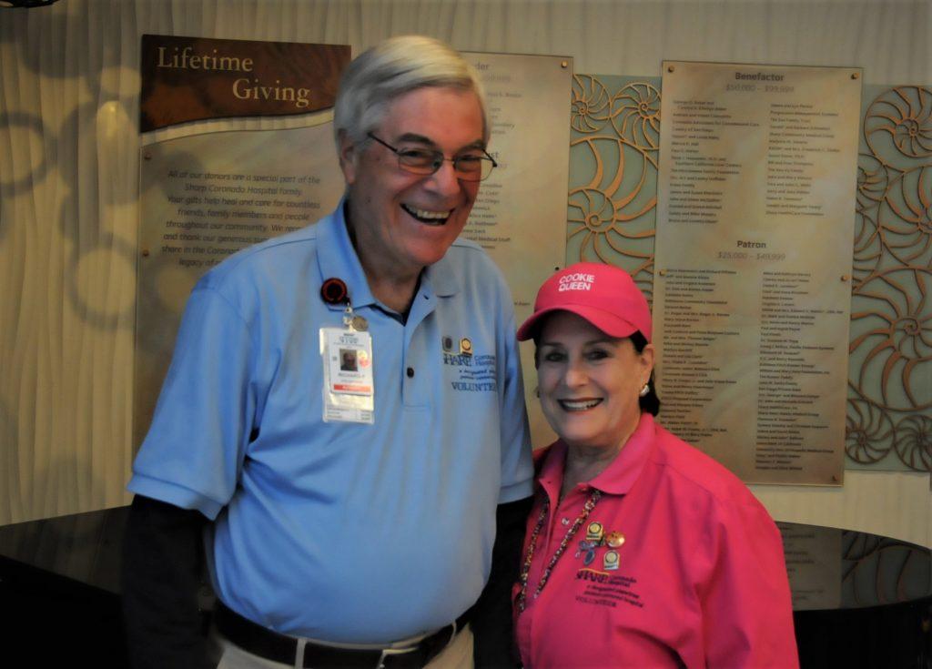 Richard and Dorene Friedman