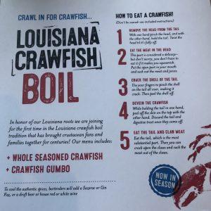 Bluewater Crawfish Boil