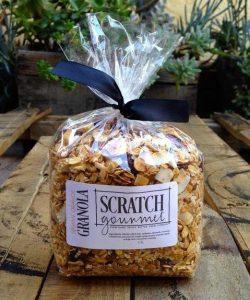 Scratch Gourmet granola