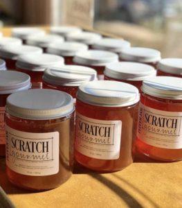 Scratch Gourmet jams