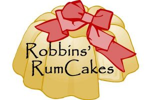 Robbins' Rum Cakes logo