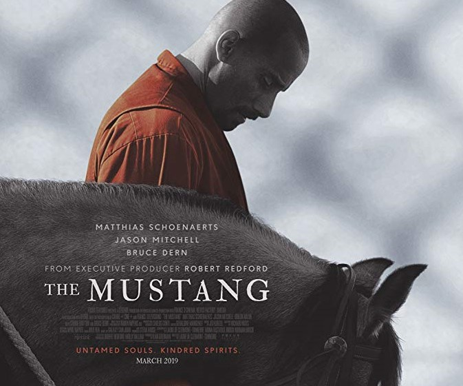 "Movie Poster 2019: Who Tames Who In ""The Mustang""?"