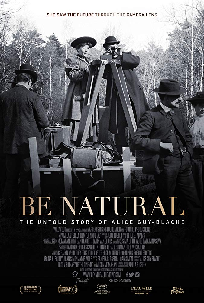 Be Natural movie poster