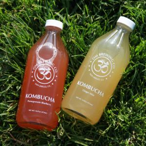 OM Brewing Company Kombucha