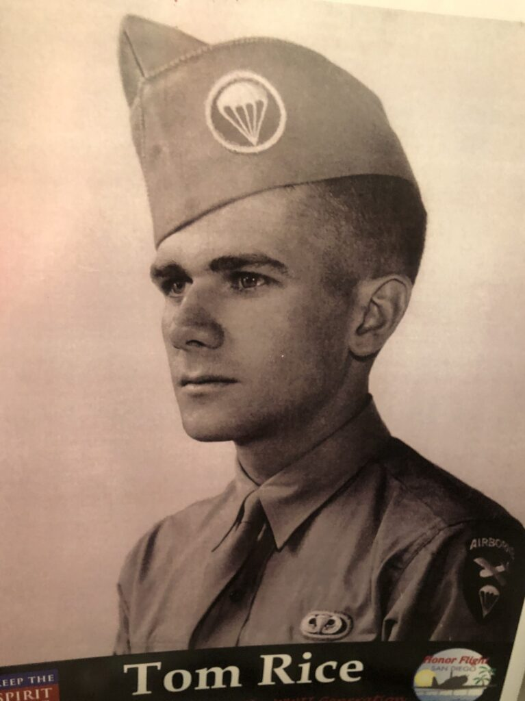 Local Veteran of 101st Airborne Gains Closure After Repeating His D