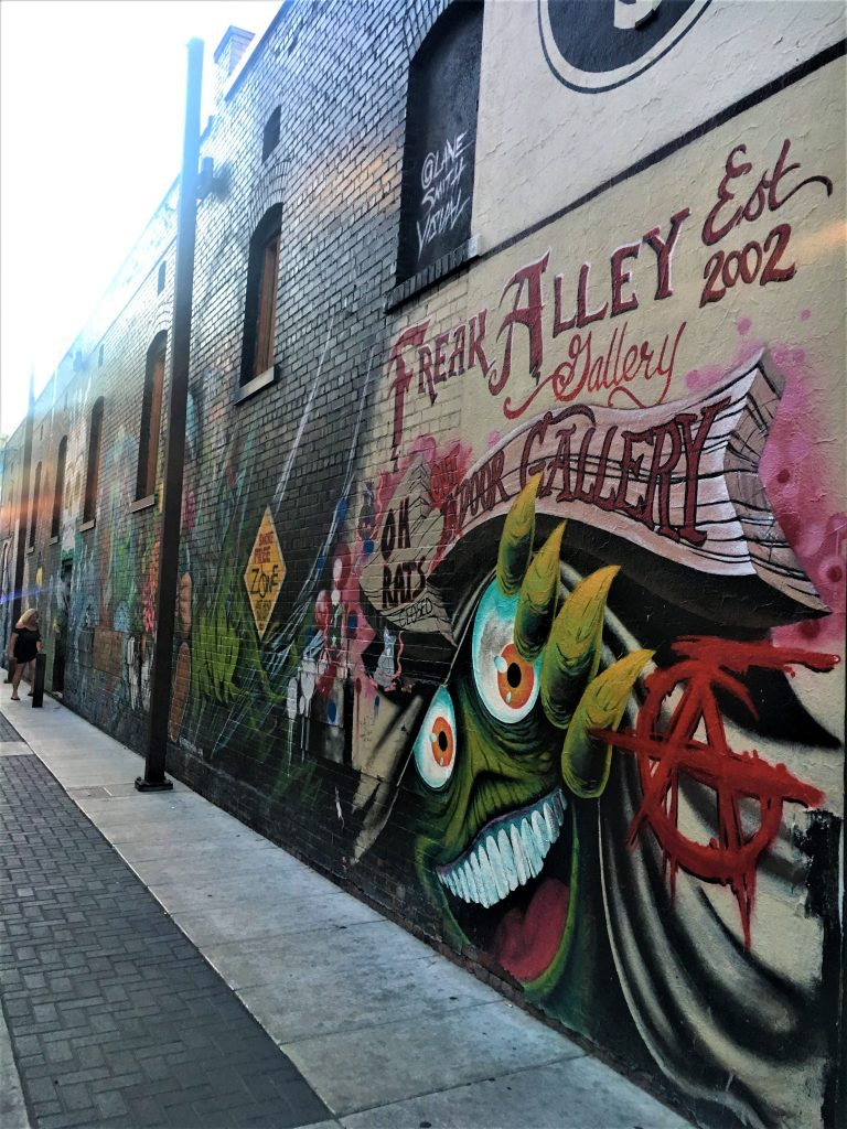 Freak Alley