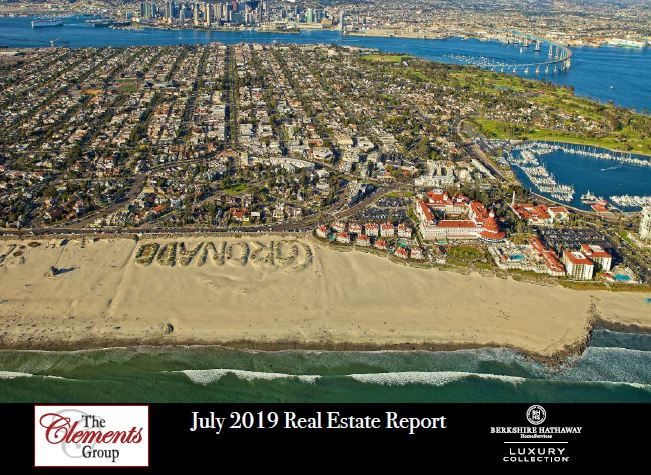 july real estate report