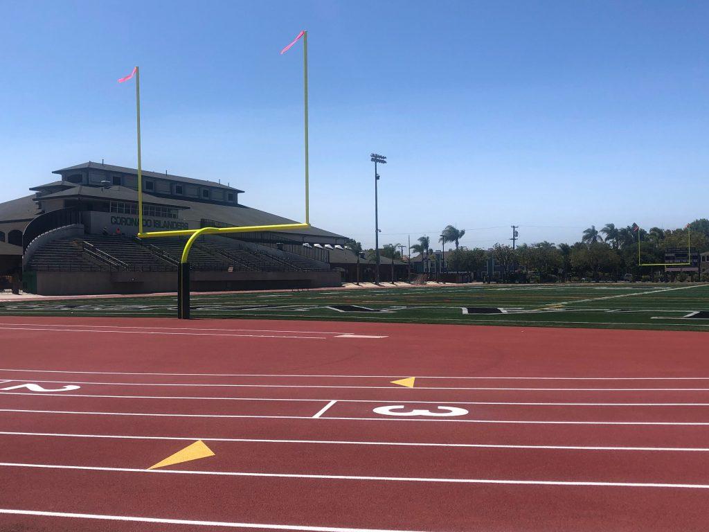 Niedermeyer Field and track