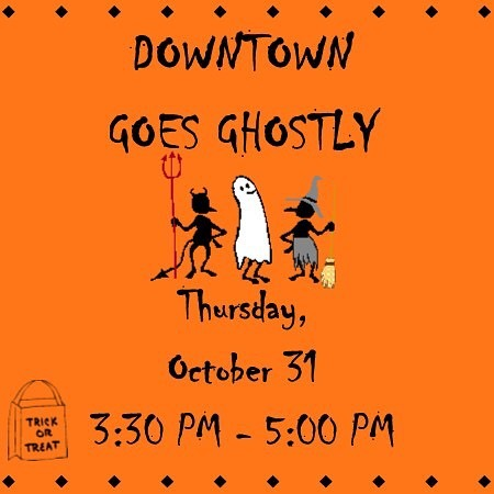 Downtown Goes Ghostly Coronado MainStreet