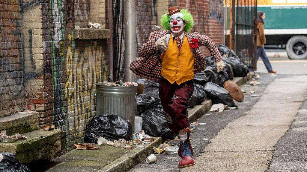 Joker movie Image: DC Comics