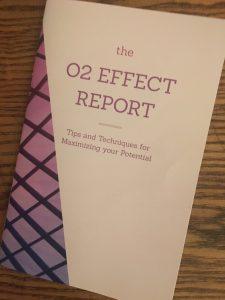 The O2 Effect Report book cover