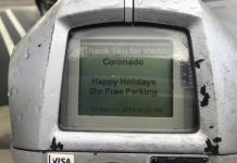 parking meter holidays