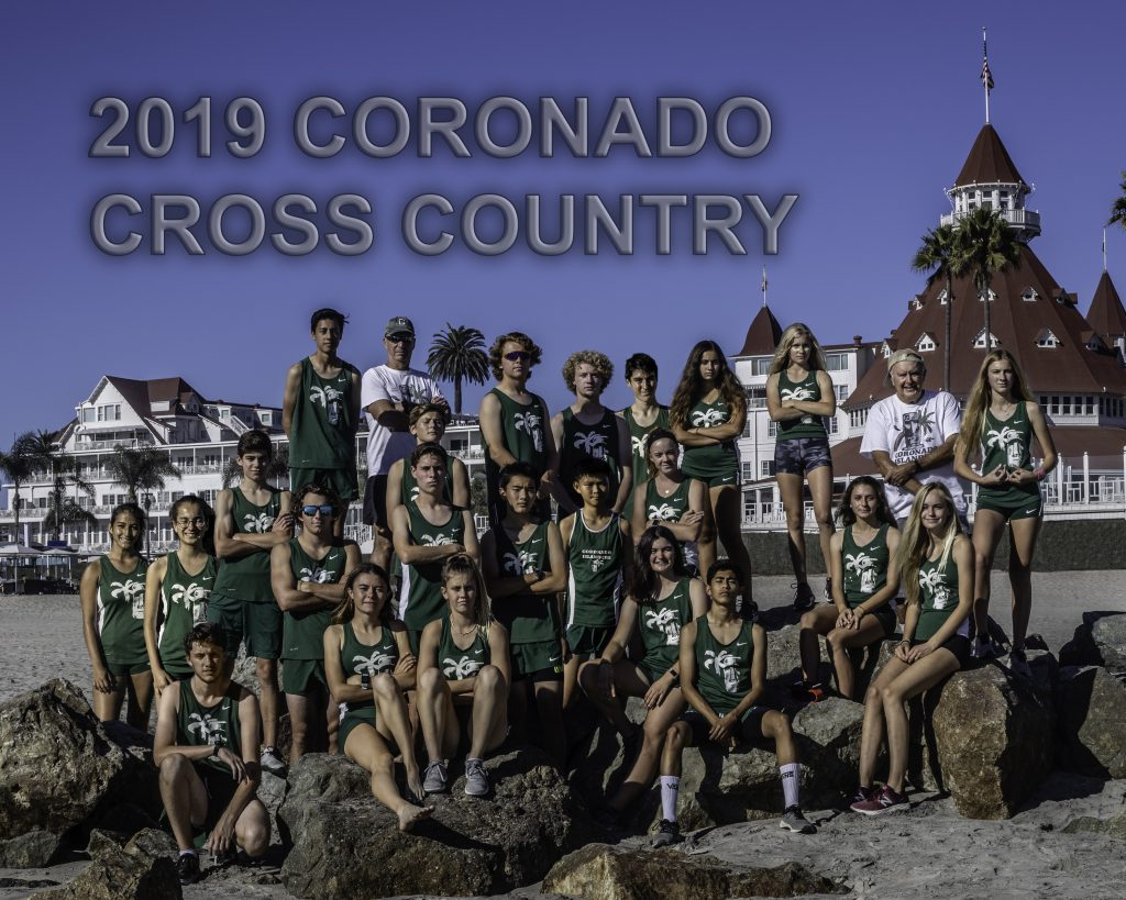Islander Cross Country Team