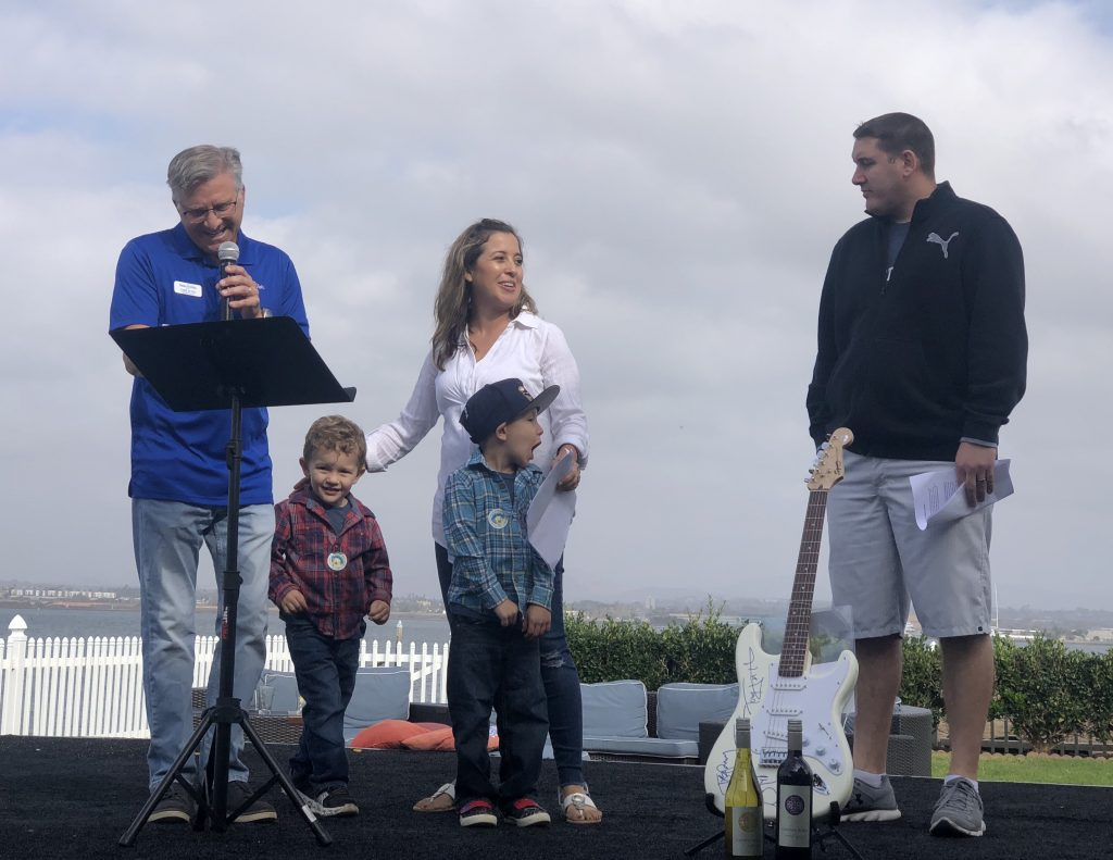 Joshy Lively is Going to Toy Story Land ~ Many Wishes Come True at Amazing Race for Children's Wishes - Coronado Times Newspaper