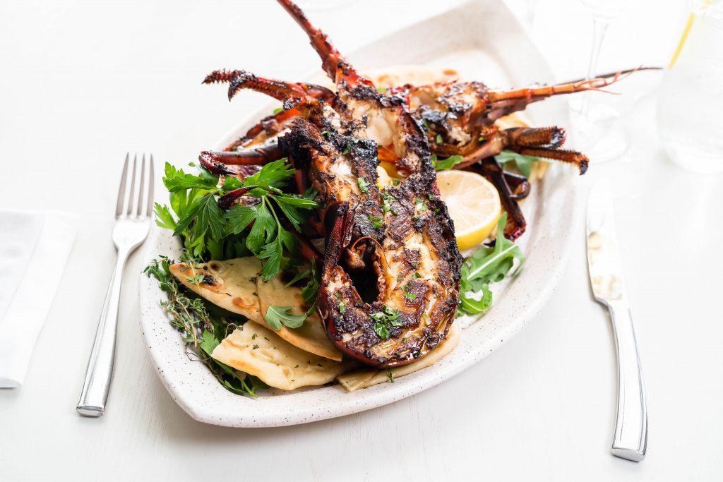 Serea spiny lobster