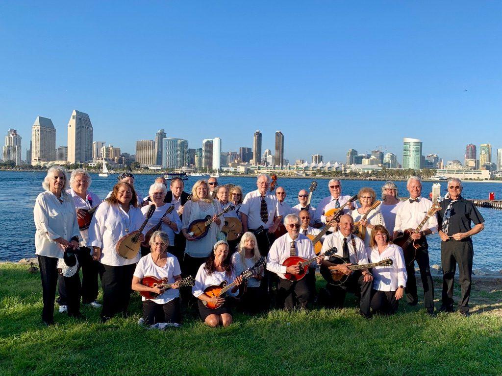 San Diego Mandolin Orchestra