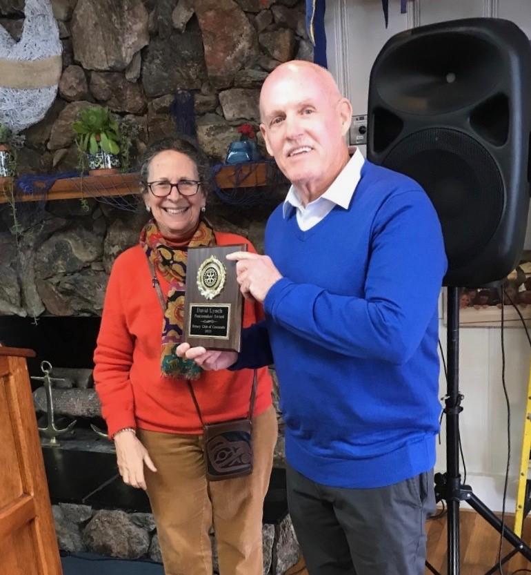 David Lynch, Peacemaker Award