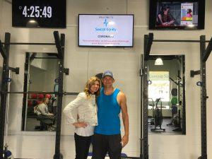 Nick and Liz Merrill