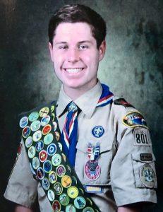 Cole Mullins Eagle Scout