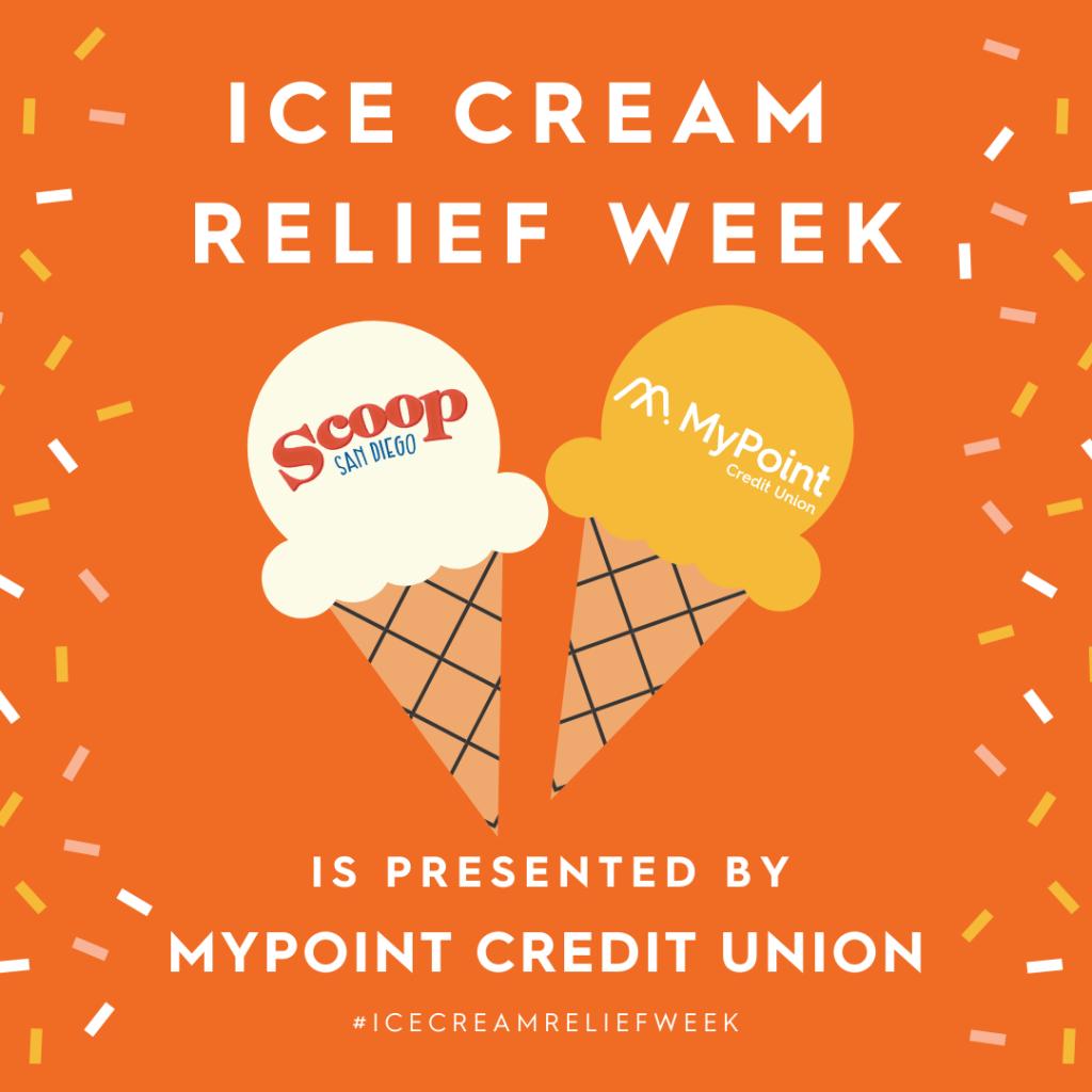 Ice Cream Relief Week