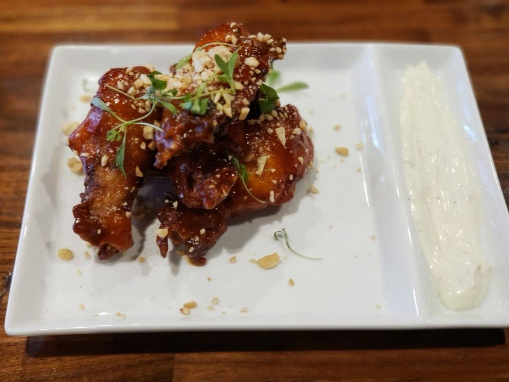 Chef's Cashew Wings