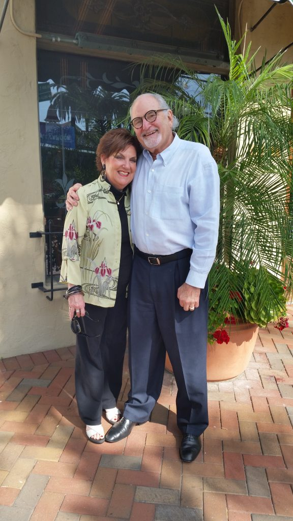 Dr. Donald Dill and Christine