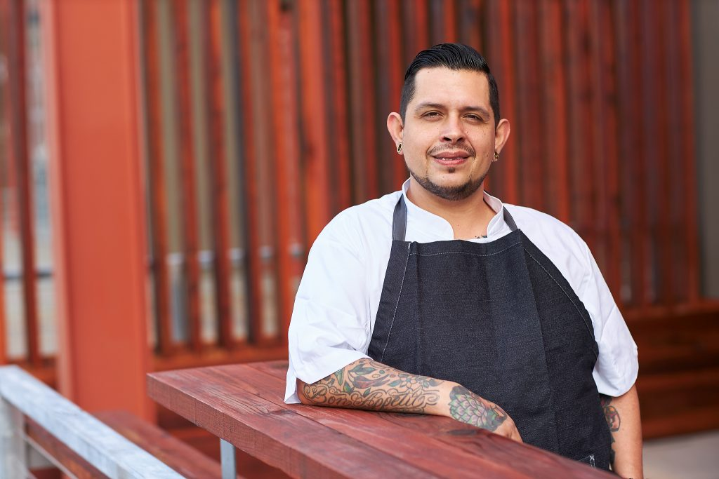 Liberty Call Chef Miguel Valdez photo credit Rob Andrew