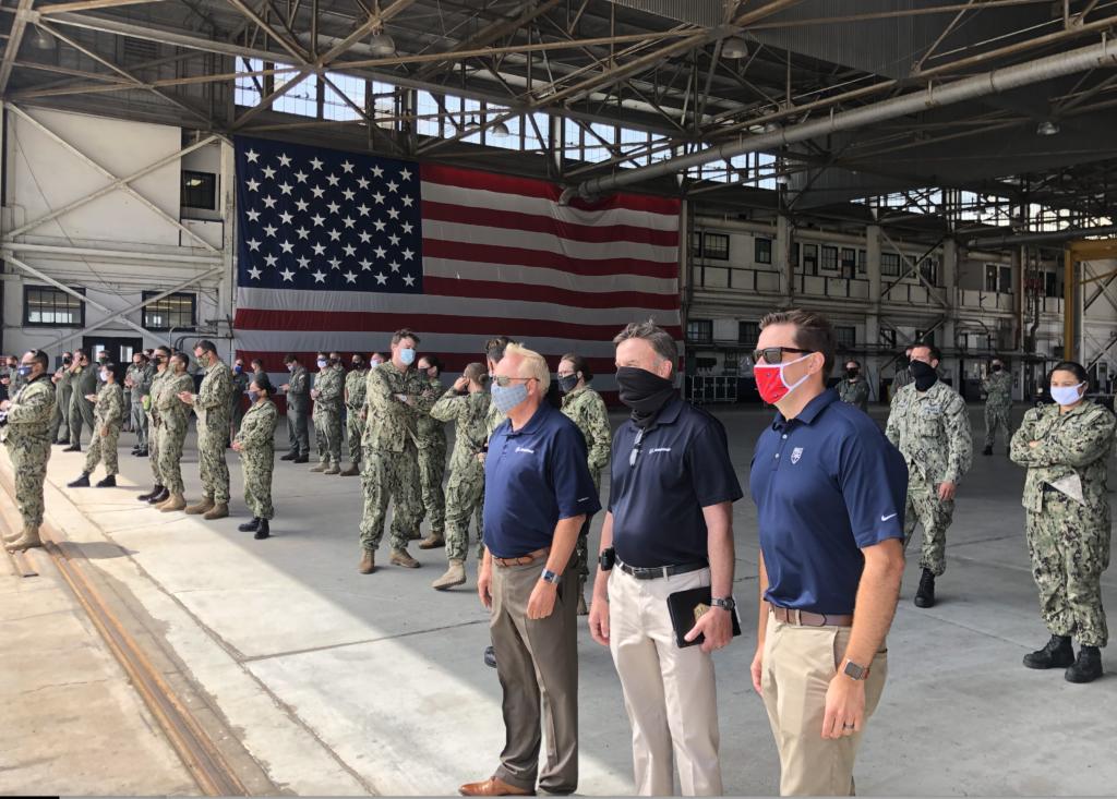 Welcoming the CMV-22B Osprey
