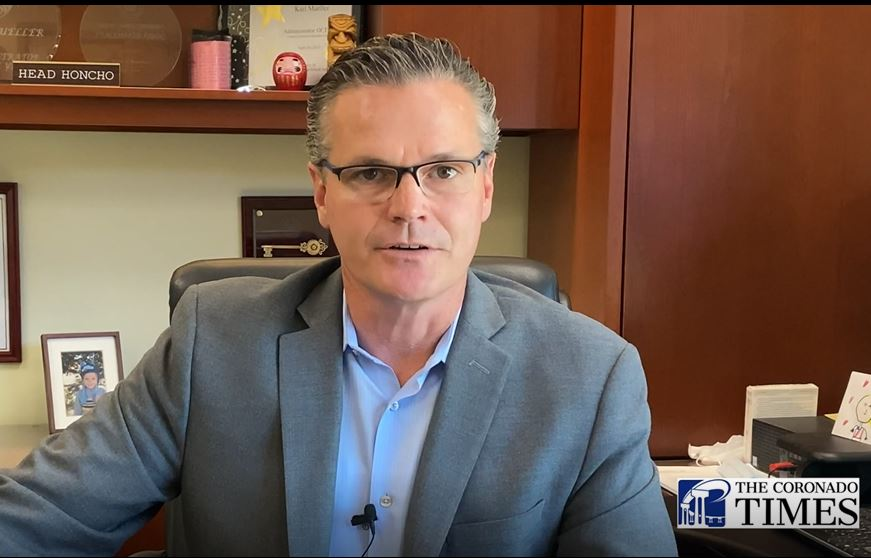 Local Voices: Coronado USD Superintendent Karl Mueller   Coronado