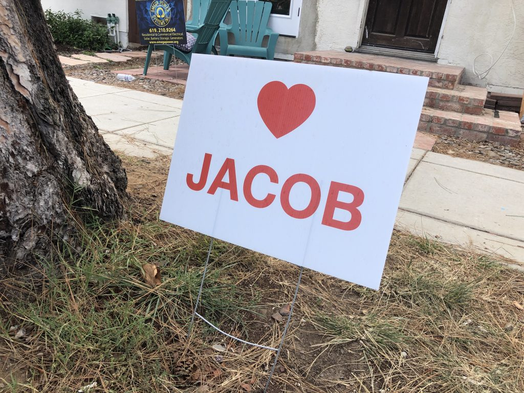 Jacob sign